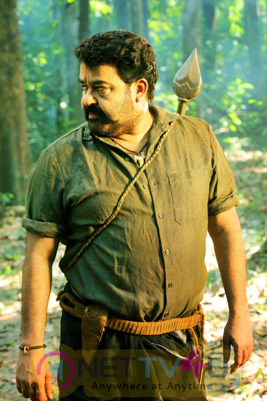 Pulimurugan Movie Latest Excellent Stills