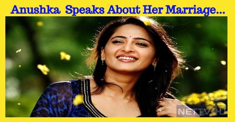 Anushka Speaks About Her Life Partner!