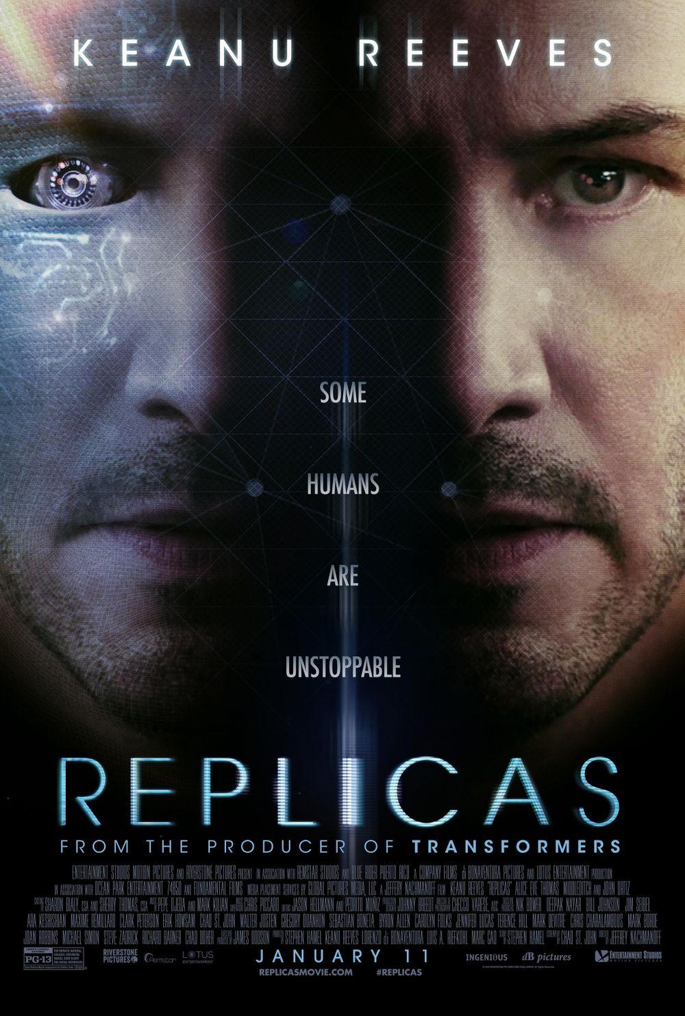Replicas Movie Review