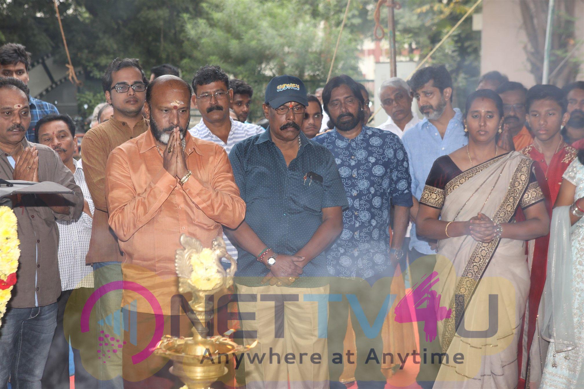 Tamilarasan Movie Pooja Photos Tamil Gallery