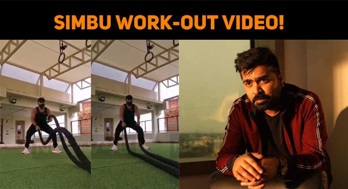 Suresh Kamatchi Releases Simbu Work-Out Video!