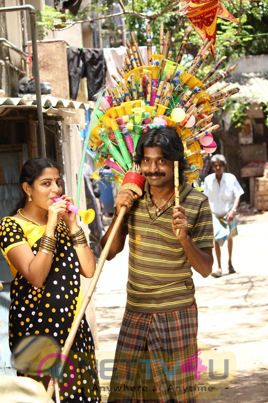 Panjumittai Tamil Movie  Pics