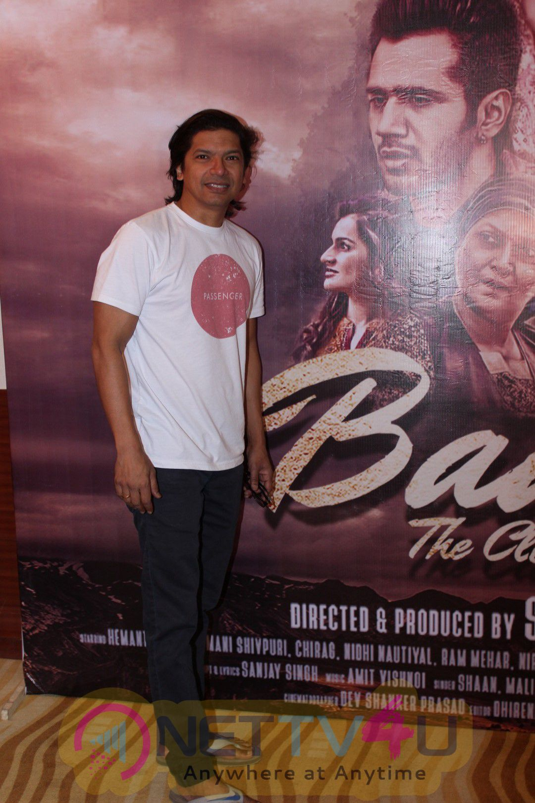 Song Launch Of Film Badri The Cloud With Hemant Pandey & Nidhi Nautiyal Stills