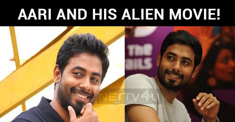 Aari And His Alien Movie!