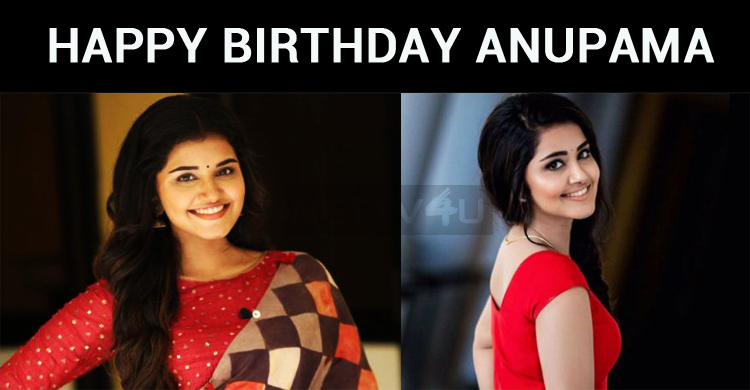 Anupama Celebrates Her Birthday Today!