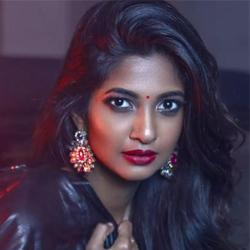 Keerthi Pandian Tamil Actress