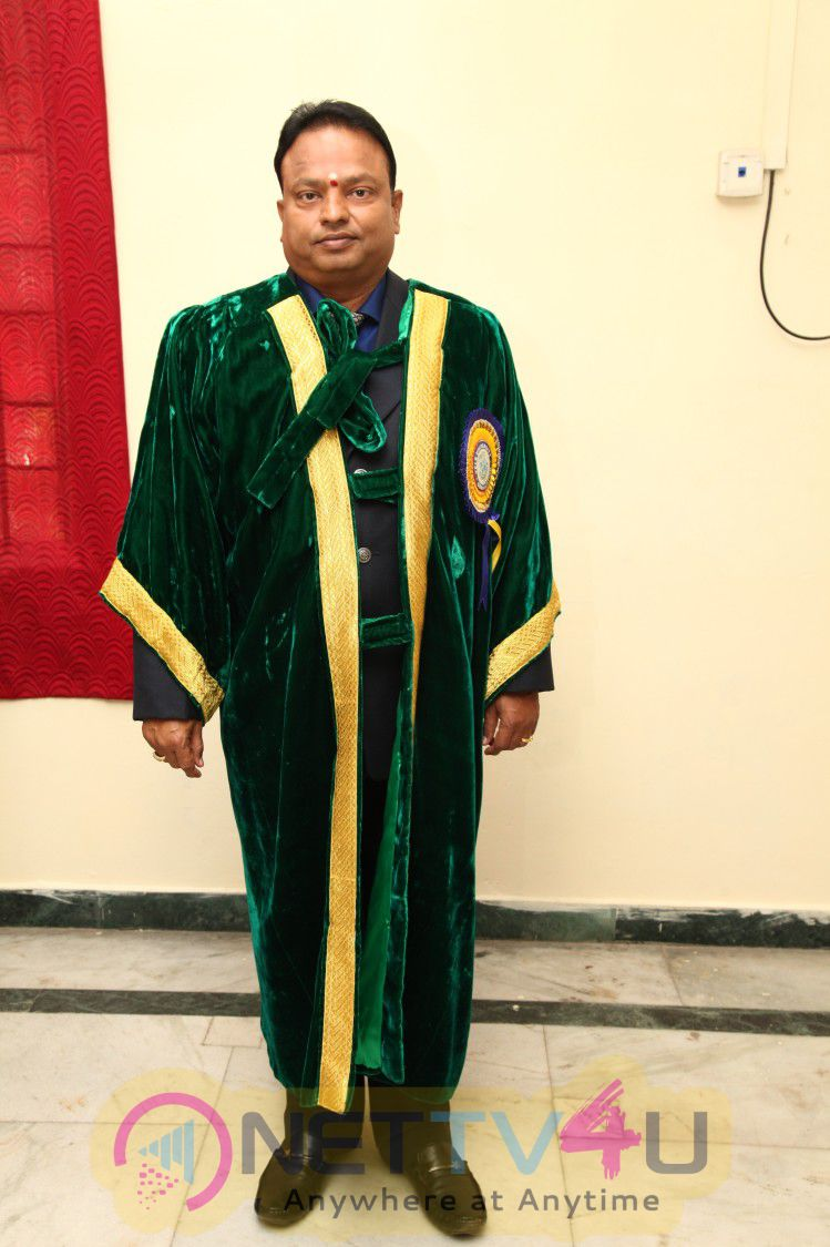 Photos Of Vels University Convocation 2017