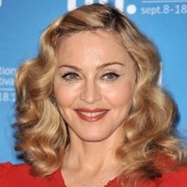 Madonna English Actress