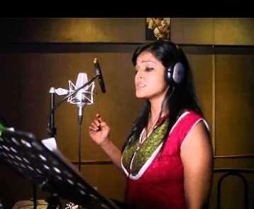 Remya Nambeesan Does A Number For Achayans