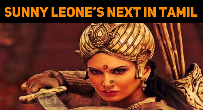 Sunny Leone's Next Tamil Project Is On!