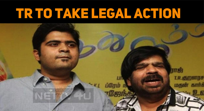 T Rajendar To Take Legal Action Against Fake IDs!