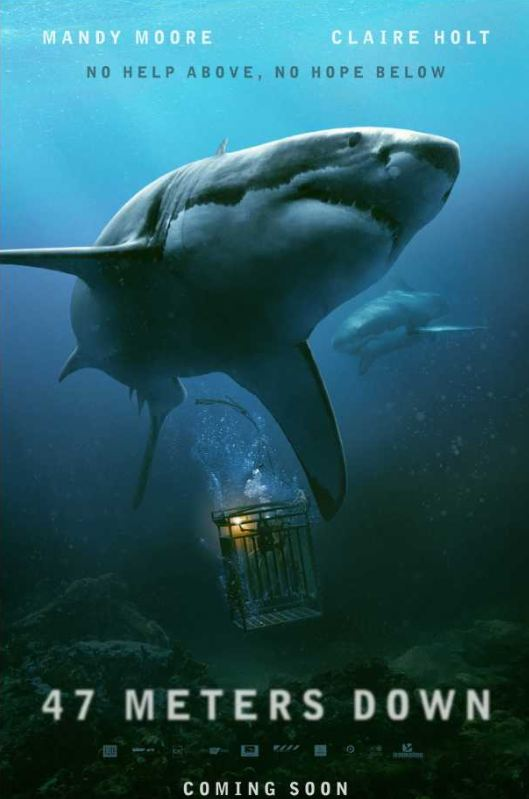 47 Meters Down Movie Review English Movie Review