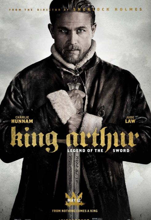 King Arthur: Legend Of The Sword Movie Review English Movie Review