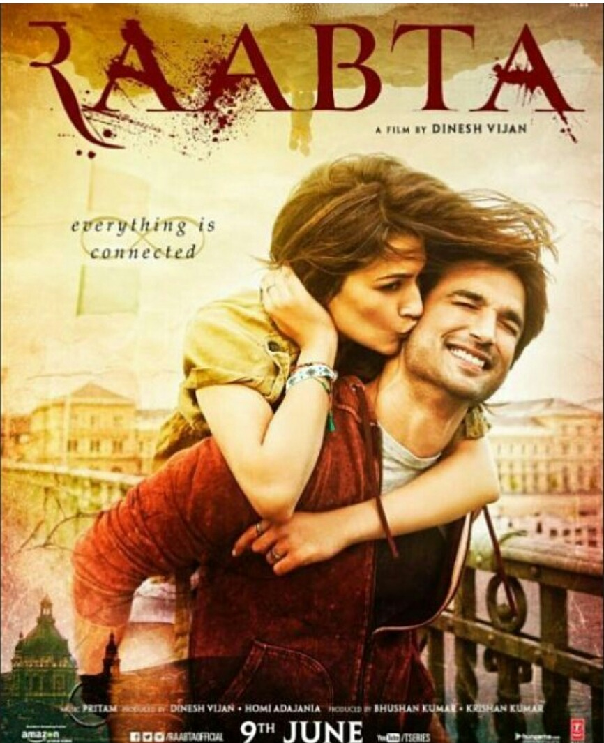 Raabta Movie Review Hindi Movie Review