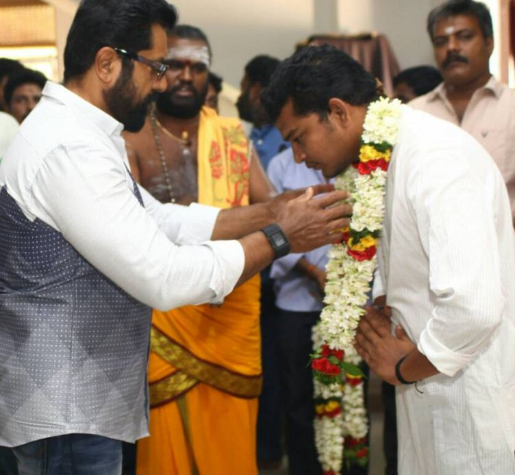 Sarathkumar's Next Movie Titled As Chennaiyil Oru Naal 2!