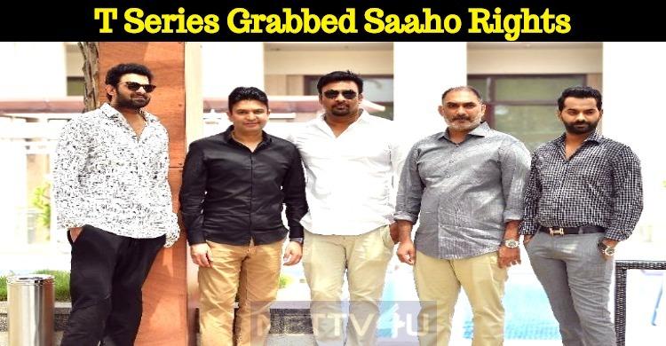 T Series Buys Saaho!