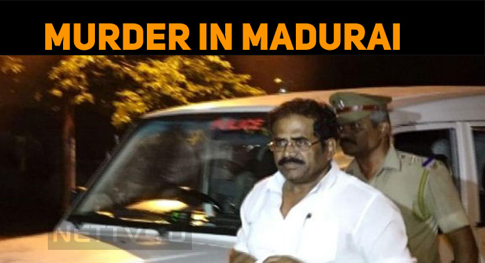 DMK Member's Son-In-Law Murdered In Madurai!