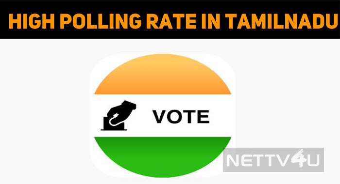 Lok Sabha Polls: Arani With The High Polling Rate!
