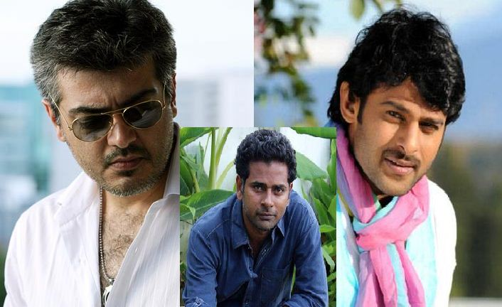 Premam Director To Direct Ajith And Prabhas?