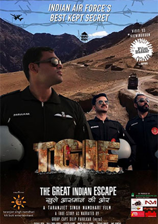 The Great Indian Escape Movie Review