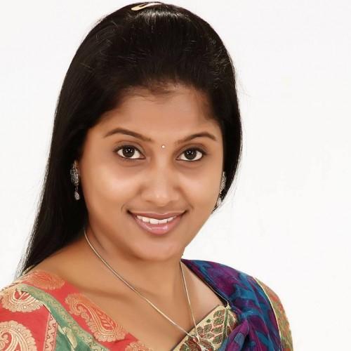 Chitra P.S Tamil Actress