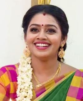 Gayathri Yuvraj Tamil Actress