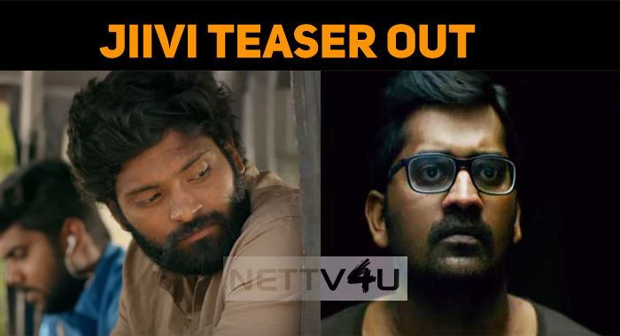 Jiivi Teaser Is Out! Thala Reference In Jiivi!