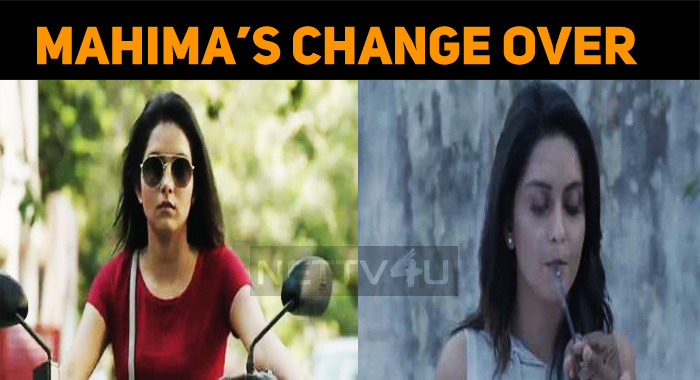 Mahima's Great Change Over For Her Next!