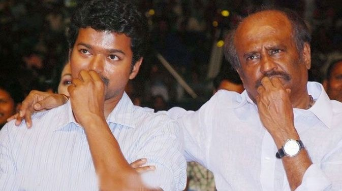 Rajini And Vijay To Join Politics Soon?