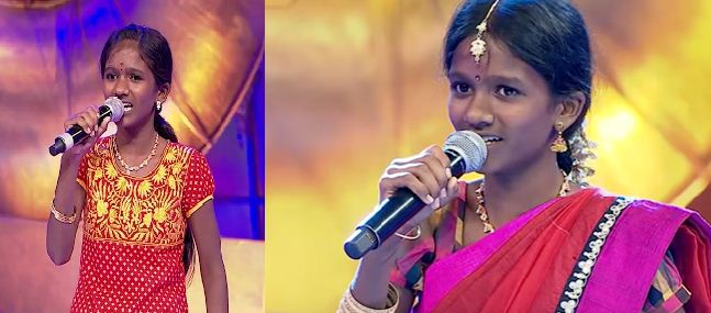 Super Singer Junior Fifth Season Ends Up With A Happy Note For Prithika!