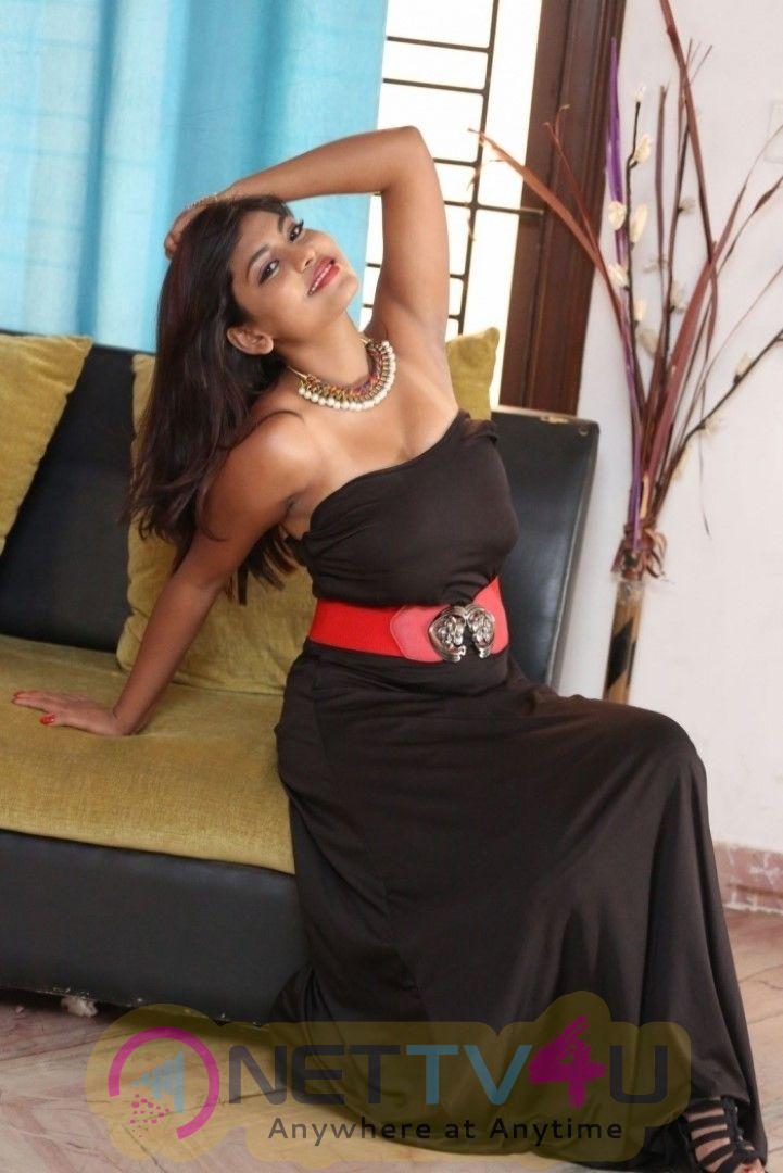 Actress Priya Augustin Adorable Stills