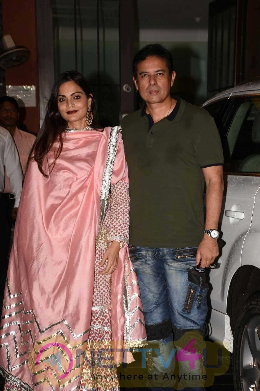 Arpita Khans  Eid Party At Her Residence In Bandra Images Hindi Gallery