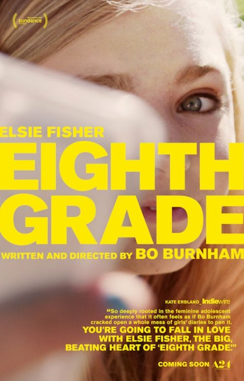 Eighth Grade Movie Review English Movie Review