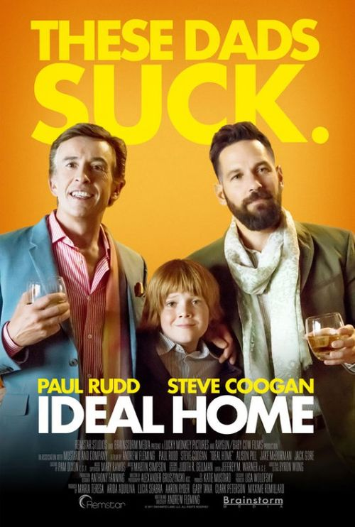Ideal Home Movie Review English Movie Review