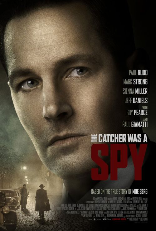 The Catcher Was A Spy Movie Review English Movie Review