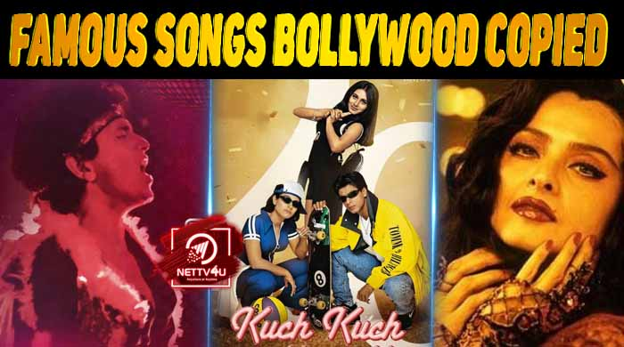 hindi song copied from queen