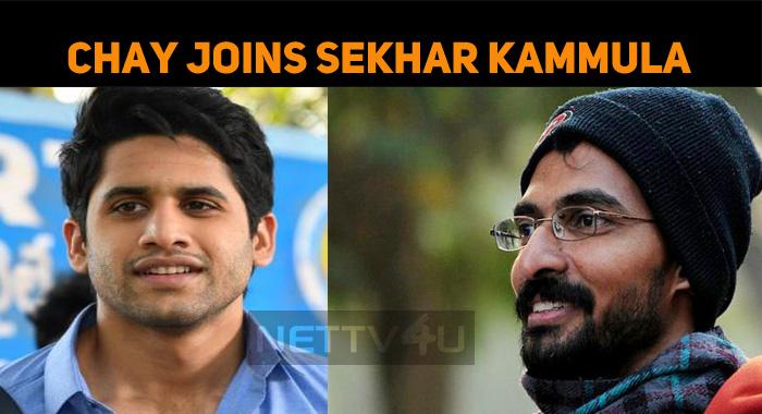 Chay To Join Sekhar Kammula?
