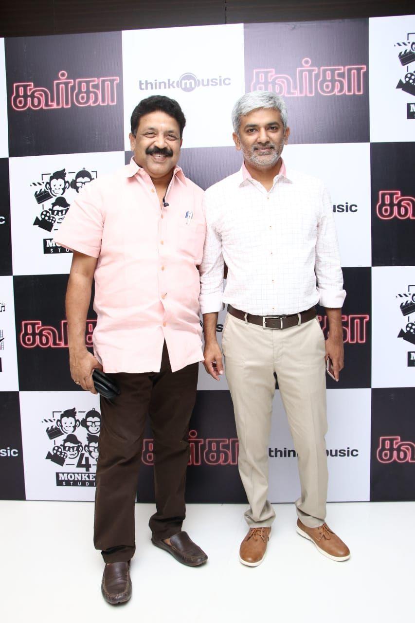 Gurkha Movie Audio Launch Stills Tamil Gallery