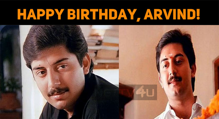 Happy Birthday, Arvind Swamy!