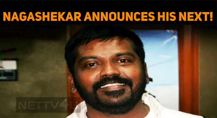 Nagashekar Announces His Next!