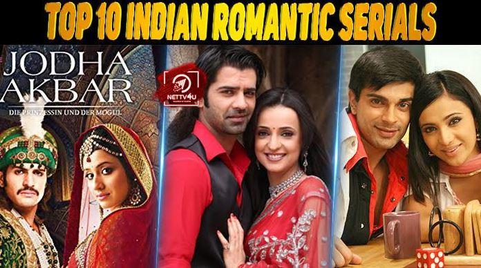 English romantic serials Top 10