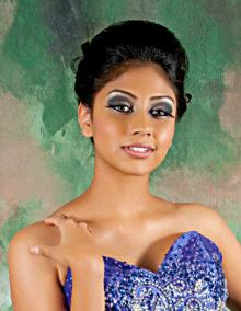 Abissheka Lloydson Tamil Actress