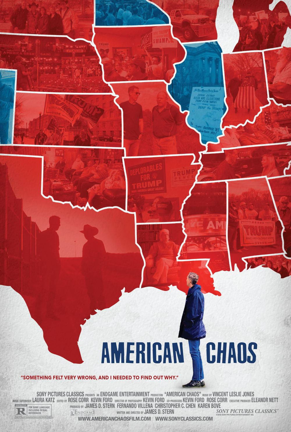 American Chaos Movie Review English Movie Review