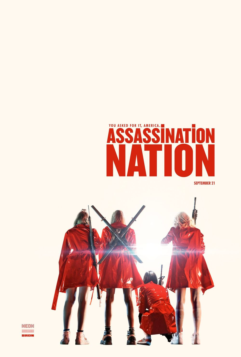 Assassination Nation Movie Review English Movie Review