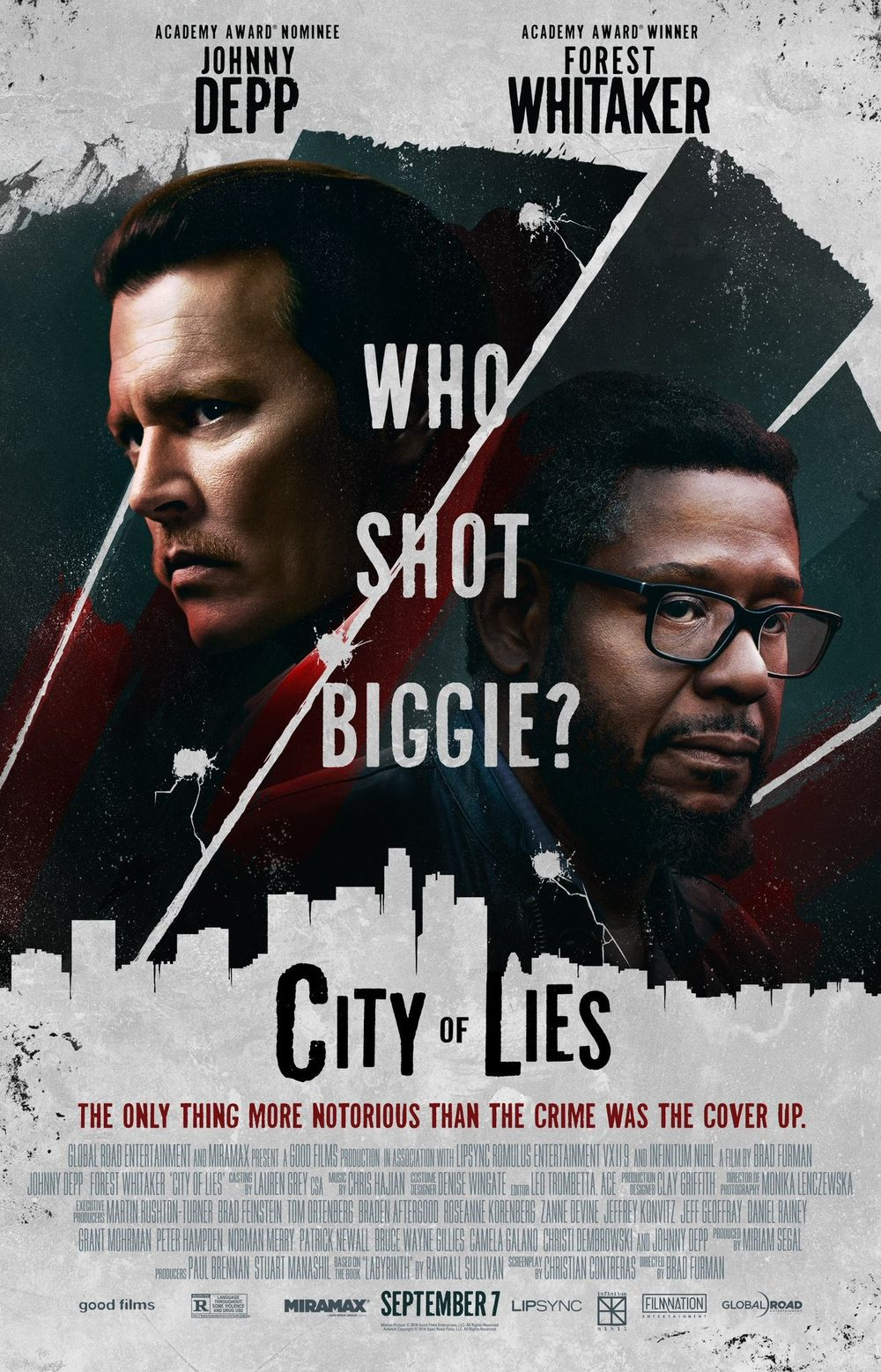 City Of Lies  Movie Review English Movie Review