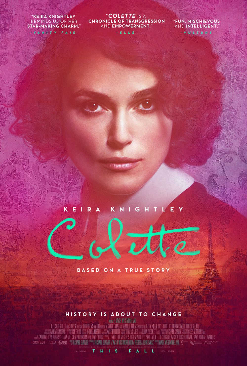 Colette Movie Review English Movie Review
