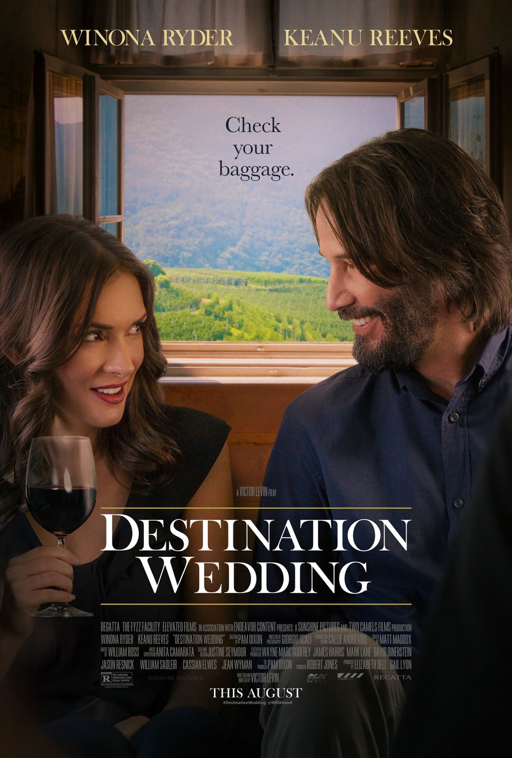 Destination Wedding Movie Review