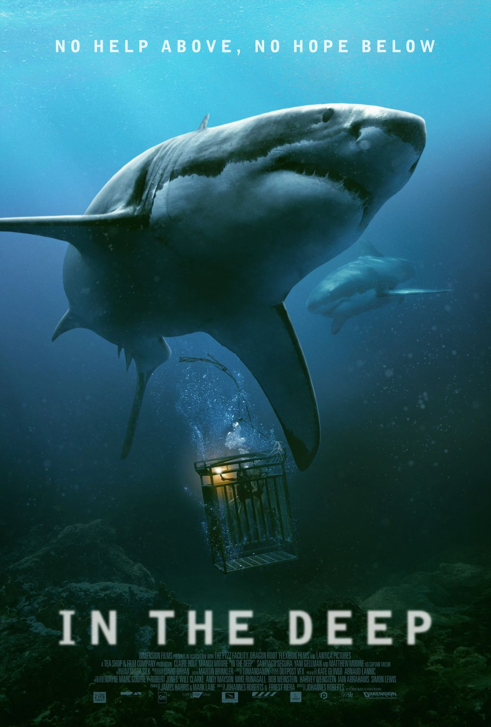 In The Deep Movie Review English Movie Review