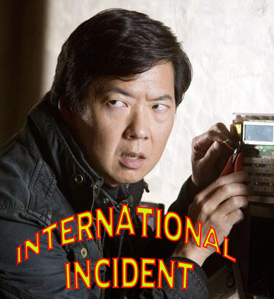 International Incident Movie Review English Movie Review