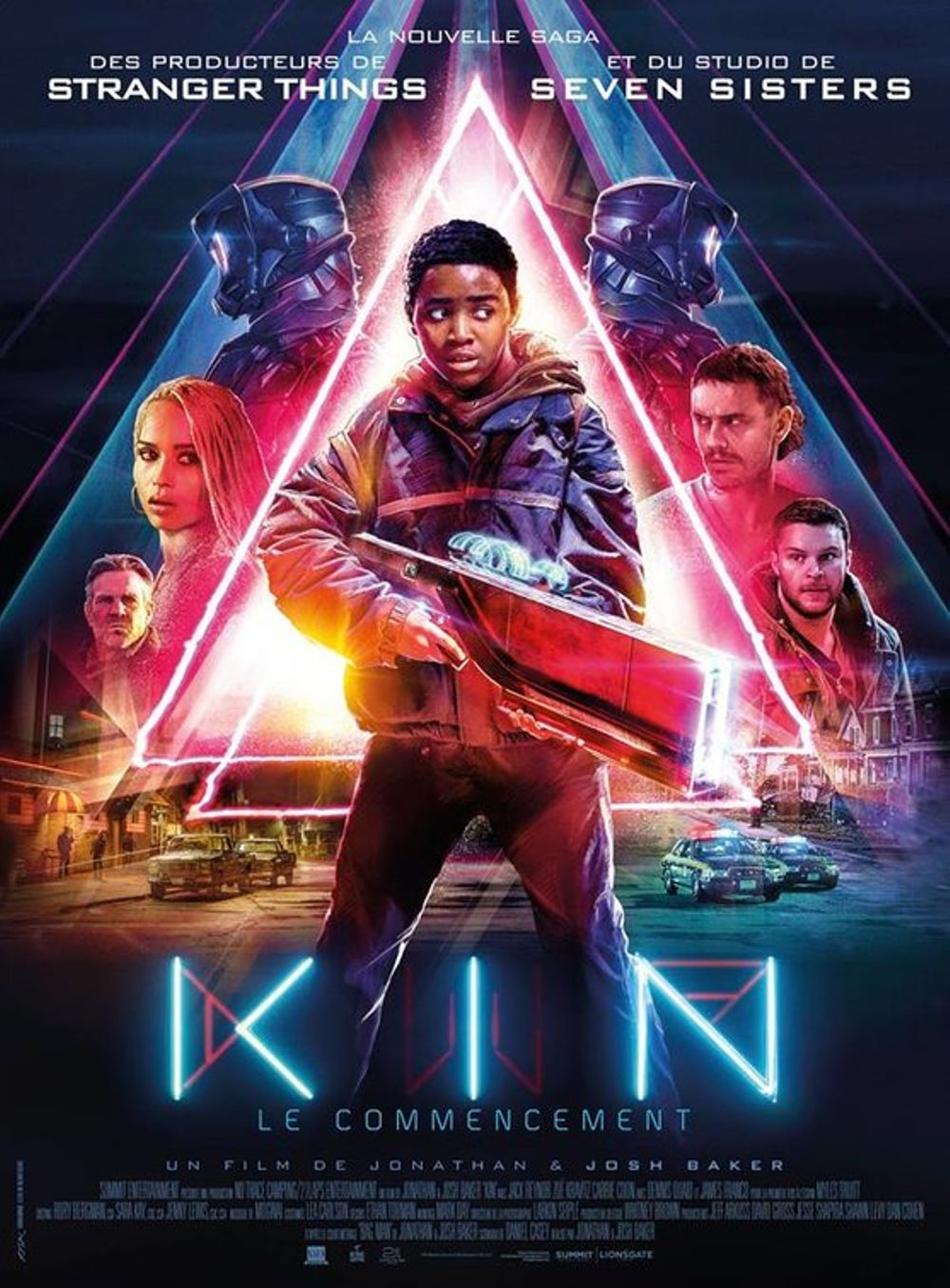 Kin Movie Review English Movie Review